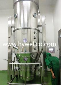 Wholesale tablet making machine: Granulator Machine-FL Fluid Bed Granulator Machine