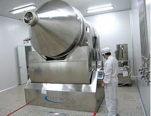 Wholesale Pharmaceutical Machinery: EYH Two Dimensional Mixing Machine