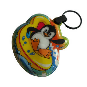 Wholesale Key Chains: LED Key Chain,PVC LED Keychain