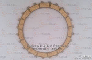 Wholesale paper plate: Motorcycle Paper Base Clutch Plate WAVE110 I New