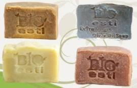 Wholesale hair care: Bioesti Handmade Soap From Extra Virgin Live Oil