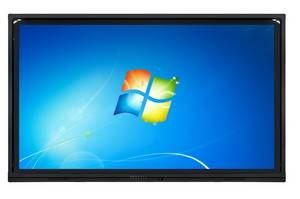 Wholesale interactive monitors: 5565707584 LED Touch Screen Monitor Interactive Flat Panel Display Factory Price