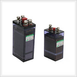Wholesale secondary battery: Industrial Nickel Cadmium Secondary Batteries (Pocket Plate Type)