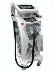 Wholesale rf skin lifting equipment: E Light IPL, RF, Nd Yag Laser 3 In 1 Portable Multifunction Beauty Equipment (220V / 110V)
