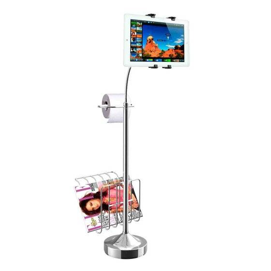 manager desk: Sell Flexible iPad Holder Rotatable Floor Stand