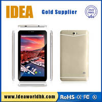 Sell 3g tablet mtk dual core tablet pc with gps world map free oem tablets IDEA