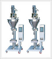 Semi automatic weighing & filling M/C (IAF-3L)