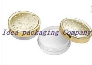 Wholesale Airless Bottles: Loose Powder Compact