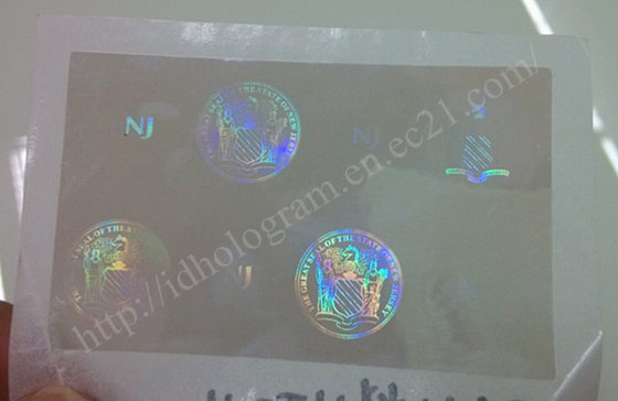 Id Hologram Overlay Amp Driver Licence Hologram For New