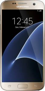 Wholesale dual sim mobile phone: Samsung - Galaxy S7 32GB - Gold Platinum