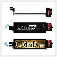 Car LED Multi Display [CMD-V1] LED Messenger, Car Number Plate, Car Tunning, car care products