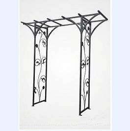 Sell metal garden arch - Treillis metal jardin ...