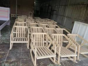 Wholesale chair: Wood Rocking Chair