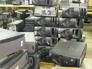 Wholesale computer: Computers Scrap(Desktop & Towers)