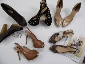 Wholesale Shoes Stock: Inditex Shoes
