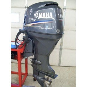 2006 115hp yamaha four stroke outboard motor 25 shaft for 115 hp yamaha outboard motors for sale
