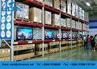 Wholesale heavy duty storage racks: Metal Adjustable Warehouse Heavy Duty Storage Racks With Stacking Pallet