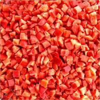 Red Capsicum Dices