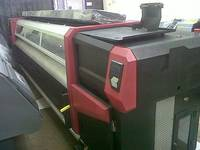 Crystaljet CJ3000 SPT510/35pl Solvent Printer