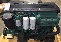 Volvo Penta D4-260 Marine Diesel Engine