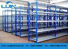 Wholesale Drying Equipment: Space Saving Industrial Light Duty Steel Shelving For Warehouse Storage