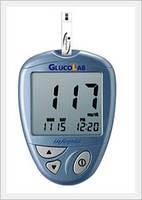 Blood Glucose Monitoring System(Meter & Bio-Sensor Strip)