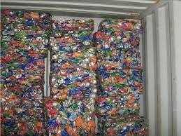 video transmission: Sell Aluminum UBC Scrap / HDPE bottle