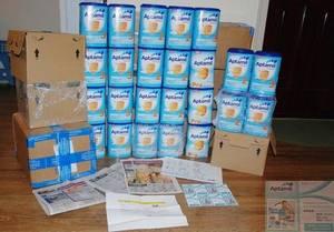 Wholesale aptamil milk: Aptamil Baby Milk Powder