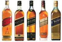 Johnnie Walker Black,Finlandia Vodka,Corona Beer