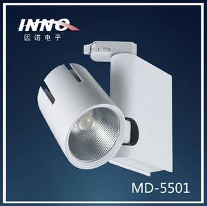 Wholesale Other LED Lighting: Inno-tech Commercial High Lux Cob 20w Dimmable LED Track Spot Light for Shop