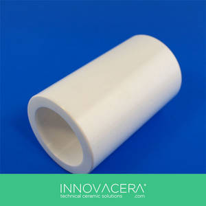 Wholesale dental zirconia materials: Excellent Corrosion Resistance Zirconia Ceramic Sleeve for Wire Forming/Innovacera
