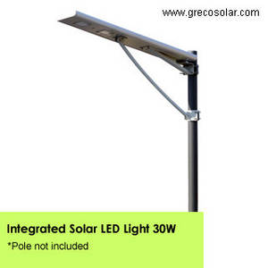 Wholesale Solar Energy Products: Integrated Solar Lights 30 Watt (All-in-One Solar Lights)