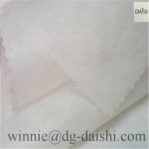 Wholesale embroidery badges: PVA Hot Water Soluble Paper