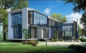 Wholesale fiber cement roof tile: Prefabricated House