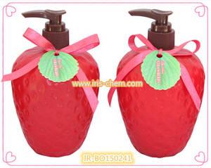 Wholesale Shampoo Bottles: Original Fruit Shape Bottle for Personal Care