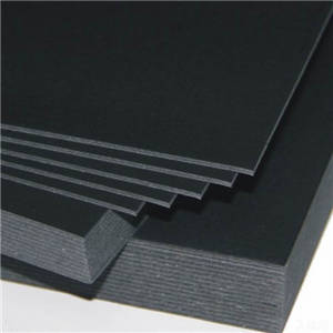 Wholesale black board: Black Laminated Board and Solid Chipboard