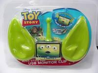 Disney USB Speakers - Alien Style