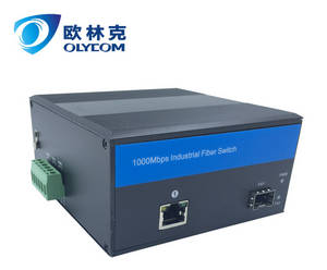Wholesale 100m poe switch: Gigabit Ethernet Industrial Fiber Media Converter with Poe (IM-PC111GE)