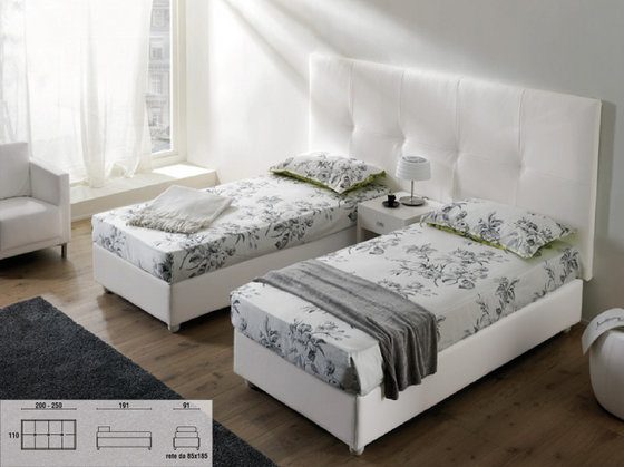 Contemporary Bedroom Furniture   Single   Double Beds image. Contemporary Bedroom Furniture   Single   Double Beds id 5630221