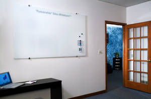 Wholesale magnetic white board: Whole Sale Glass Magnetic Whiteboard with CE, SGS, EN71 Certificate
