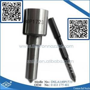 Wholesale bosch nozzles: Dsla128p1510 DSLA140P1723 DLLA146P1339 Bosch Common Rail Nozzle for Man Komatsu Cummins