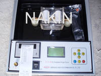 Sell Insulating oil tester (Dielectric strength Tester / BDV Tester)
