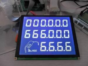 Wholesale fuel dispenser: Fuel Dispenser LCD Displays