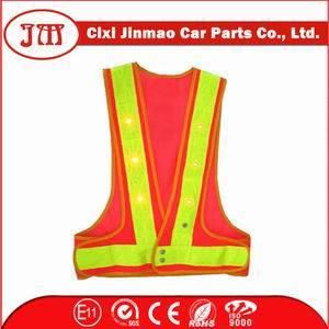 Wholesale safety tape: Mesh PVC Reflective Tape Roadway Safety Vest
