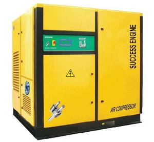 Wholesale screw air compressor: CE Certificated Direct Driven Screw Air Compressor (120HP)