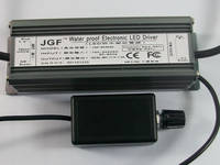 Sell Dimmerable 50W watt LED Waterproof Driver (AC100-240V)