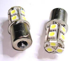 car light: Sell 1156 Car Turn Tail Light Bulbs White 13 SMD 5050 LED