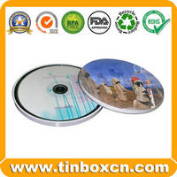 Sell CD Tin,CD Case,CD Box,Tin CD Box,CD Bag,CD Packaging