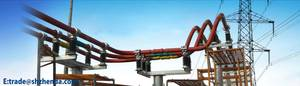 Wholesale busbar trunking: High Voltage Pipe  Bus Duct Busway Busbar Trunking System