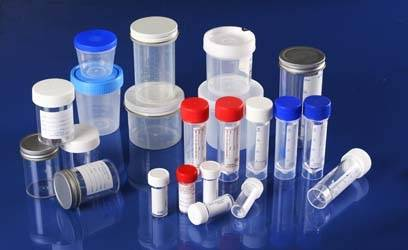 Specimen Container From Runlab Labware Manufacturing Co